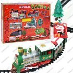 Christmas Train Sets For Under The Tree With Music