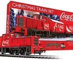 Hornby Christmas Train Set Coca Cola