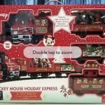 Disney Battery Operated Christmas Train Set