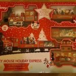 Disney Christmas Train Set 2019