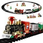 Christmas Train Sets For Under The Tree Electric