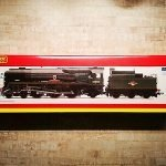 Hornby West Country Class