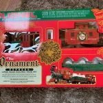 Lionel Electric Christmas Train Set