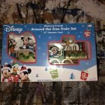 Disney Christmas Tree Train Set