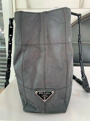 Vintage Prada Nylon Shoulder Bag