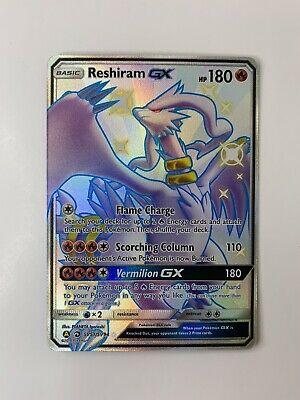 Pokemon Ultra Sun Reshiram
