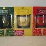 Yankee Candle Christmas Set
