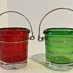 Yankee Candle Bucket Votive Holder