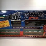 Eztec Christmas Train Set 29 Piece