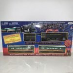 Eztec Holiday Express Christmas Train Set