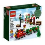 Lego Christmas Train Ride
