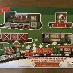 Holiday Express Animated Christmas Train Set