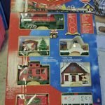 Eztec Santa Express Christmas Train Set